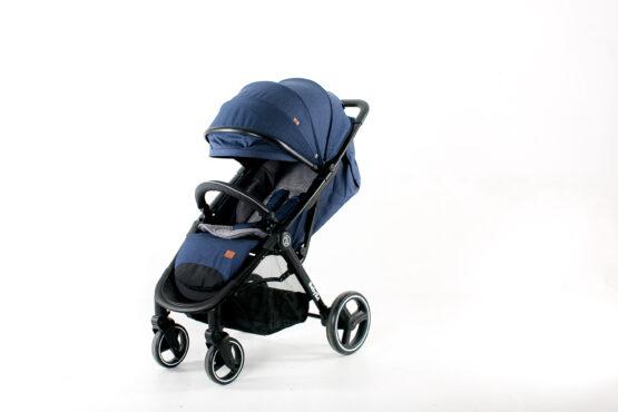 Carucior Babyzz B100 albastru