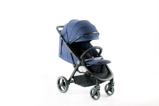 Carucior Babyzz B100 albastru 1 18