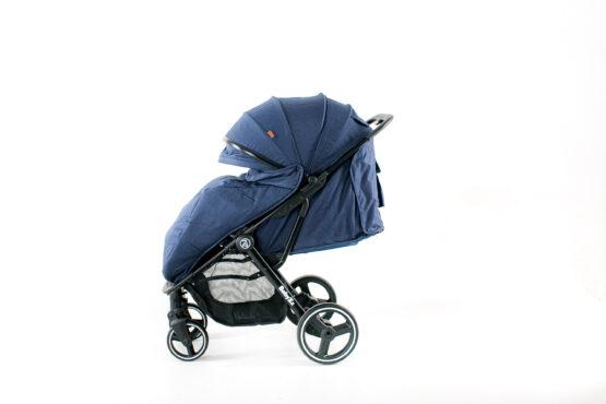 Carucior Babyzz B100 albastru 1 24