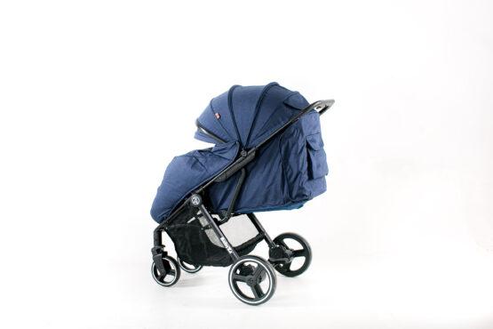 Carucior Babyzz B100 albastru 1 25
