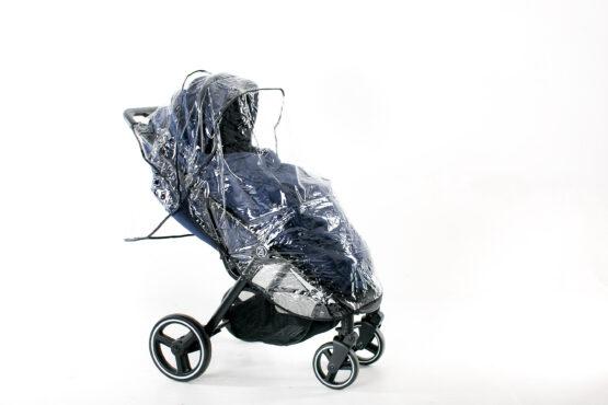 Carucior Babyzz B100 albastru 1 28