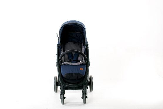 Carucior Babyzz B100 albastru 1 3