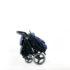 Carucior Babyzz B100 albastru 1 31