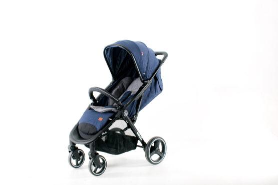 Carucior Babyzz B100 albastru 1 4