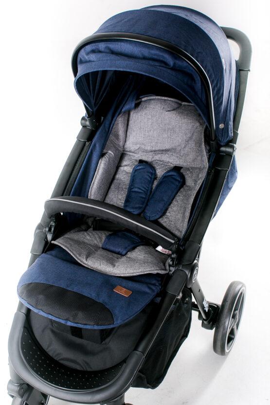 Carucior Babyzz B100 albastru 1 44