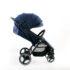 Carucior Babyzz B100 albastru 1 9