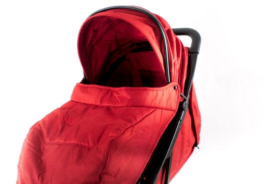Carucior Babyzz B100 rosu 25